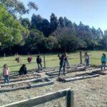 Paraje mboy kua:  huerta escolar en marcha
