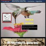 Con contenido sobre san miguel, disponible la revista sapukái guarani